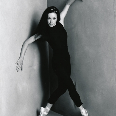 Larissa Fletcher Studio Shoot for Program 1996
