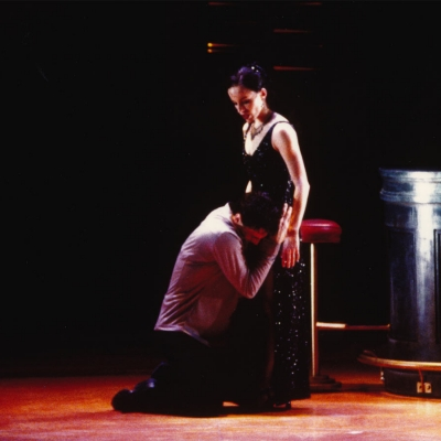 Larissa Fletcher Principal Role Carmen with Graham Fletcher Carmen, Didy Veldman, 1999 Northern Ballet Theatre