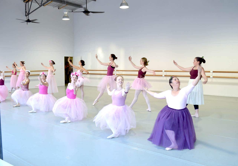 Repertoire class Christmas 2016
