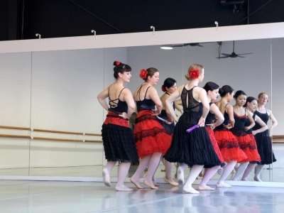 Repertoire class at 10th Anniversary