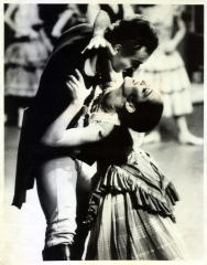 Rosetta Cook: Carmen - with Dale Johnston, 1981, QLD Ballet