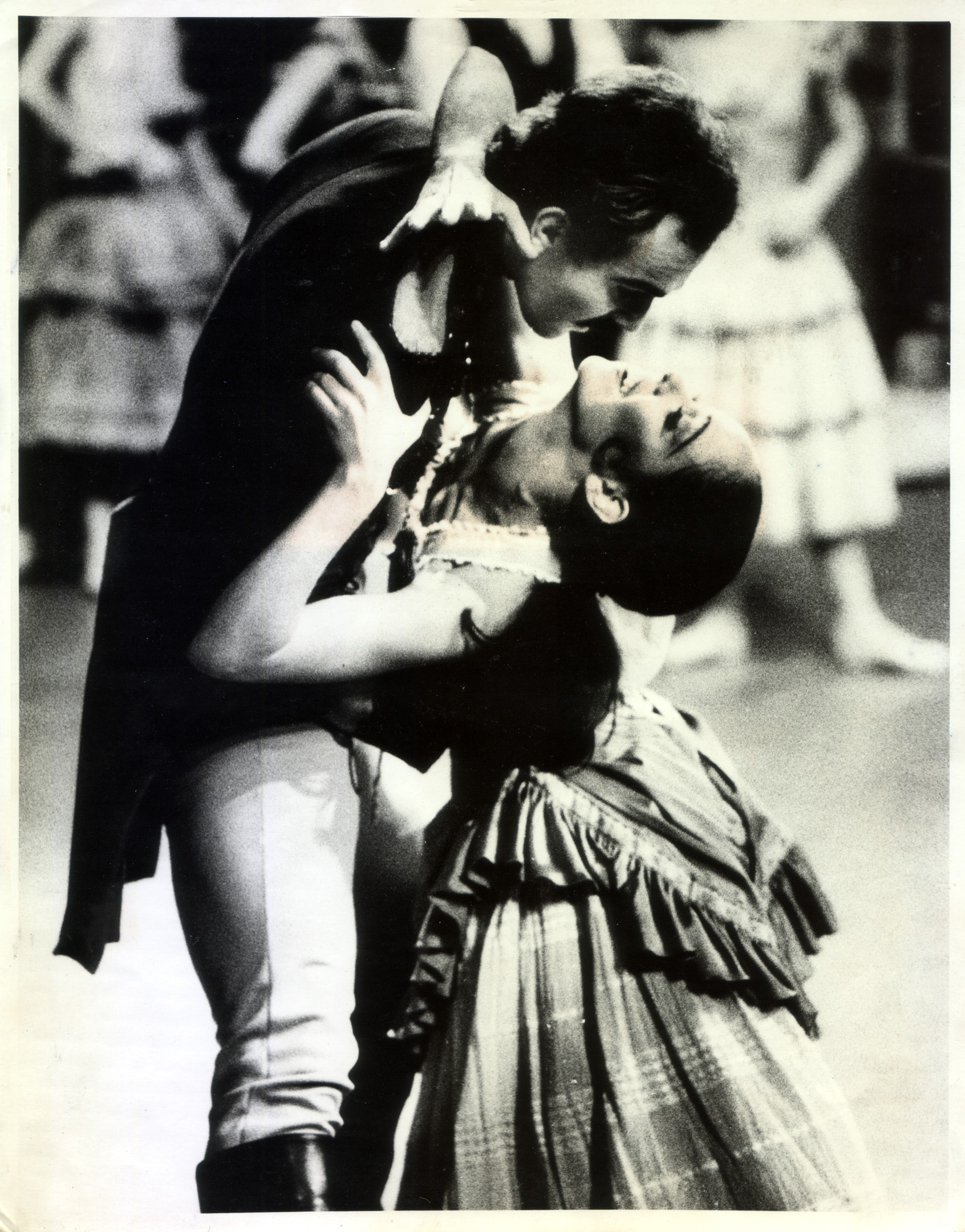 Rosetta Cook: Carmen - with Dale Johnston, 1981