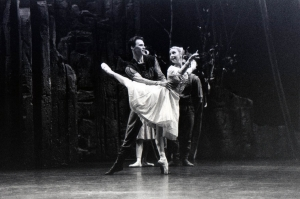 Michelle White: Giselle - David Kierce, 1991