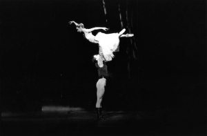 Michelle White: Giselle Act II - with David Kierce, 1991