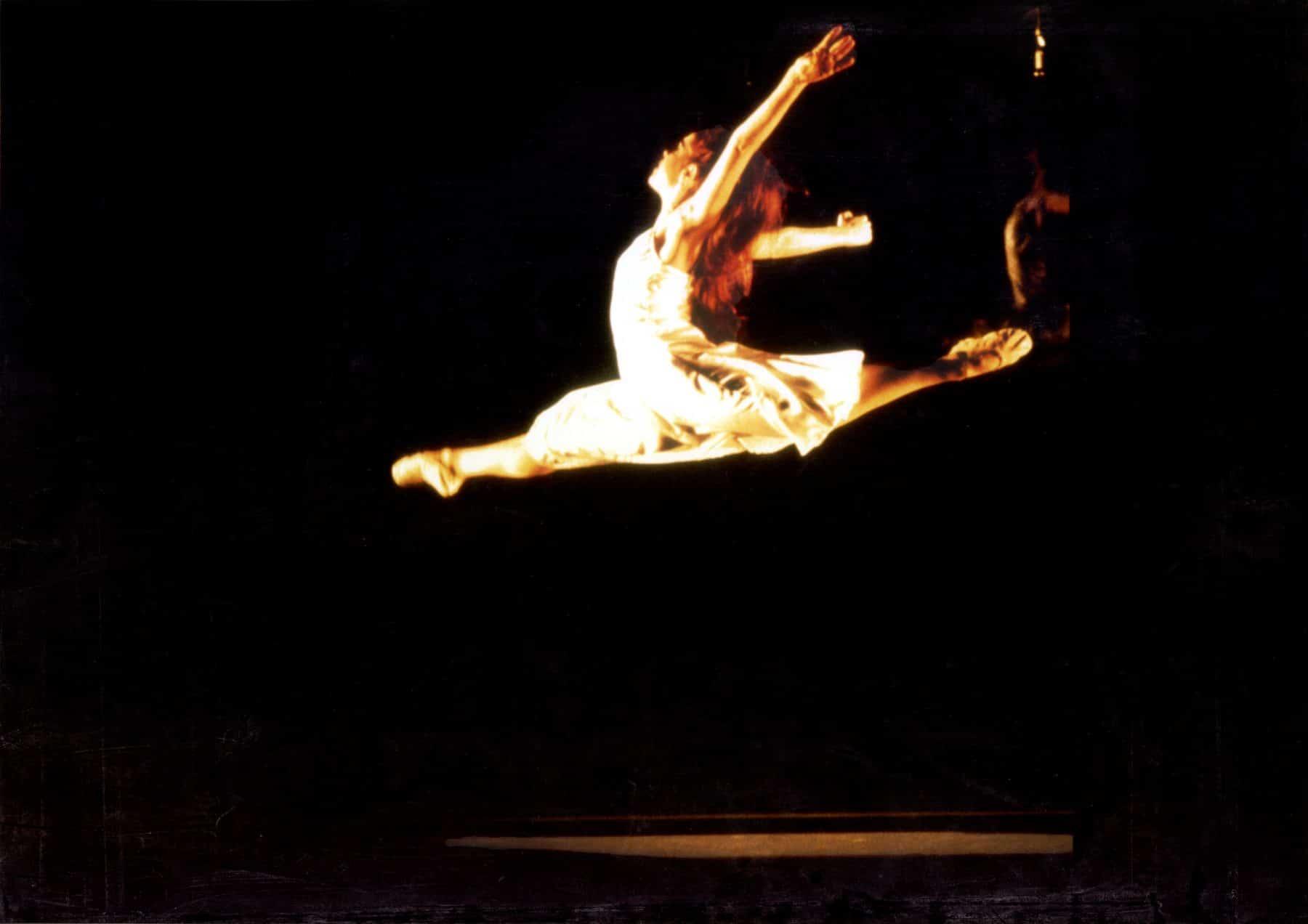 Rosetta Cook: Medea - choreographed by Natalie Weir, 1989