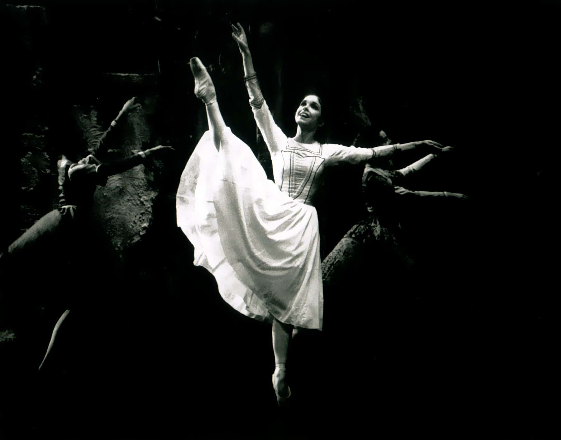 Rosetta Cook: Giselle ACT 1, 1985