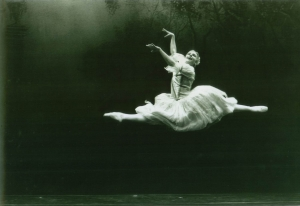 Michelle White: Swan Lake, London City Ballet, 1986