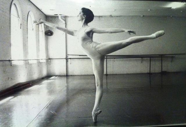 Lisa Bennett at The QLD Ballet
