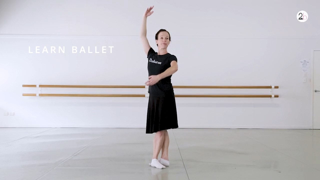 Adult Ballet Classes for the Complete Beginner