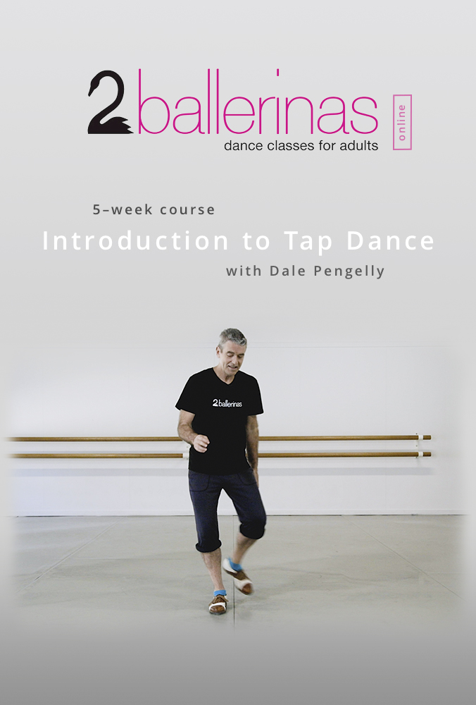 Online Dance Courses 2b online course intro tap